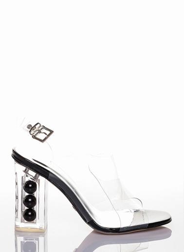 Efem Ayakkabı Gümüş
